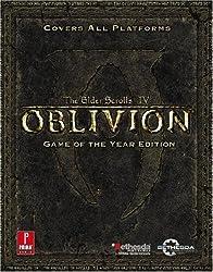 Elder Scrolls IV: Oblivion Game of the Year: Prima Official Game Guide (Prima Official Game Guides)