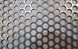 """1/4"""" Holes 16 Gauge 304 Stainless Steel Perforated"""