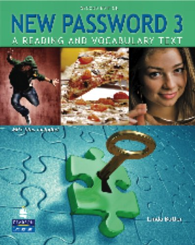 Vocabulary Text - New Password 3: A Reading and Vocabulary Text, 2nd Edition (Book & CD-ROM)