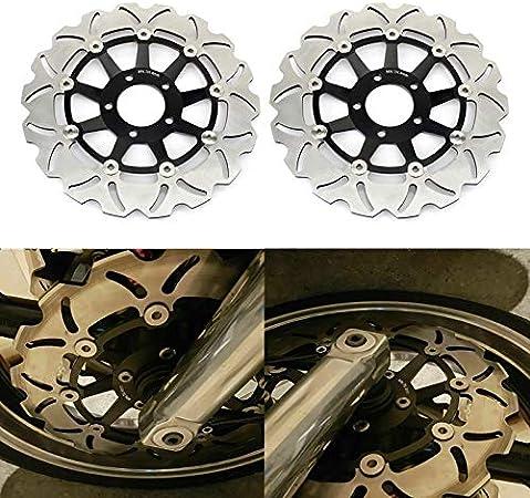 Tarazon 320mm Bremsscheiben Vorne Für Suzuki Gsf 1200 S Bandit 1995 2005 Gsx 1200 Inazuma 1999 2002 Gs 1200 Ss Z Rf900rr Auto