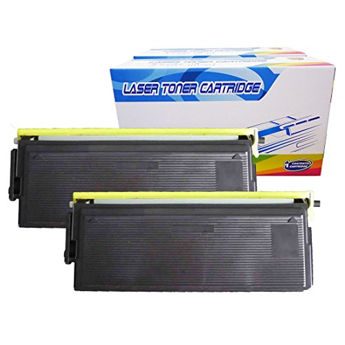 Inktoneram Compatible Toner Cartridges Replacement for Brother TN570 TN540 TN-570 TN-540 DCP-8040 DCP-8040D DCP-8045D HL-5100 HL-5130 HL-5140 HL-5150D HL-5150DLT HL-5170DN HL-5170DNL MFC-8220 (BK-2PK)