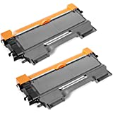 JARBO Compatible Toner Cartridges Replacement for Brother TN450 TN-450 TN420 TN-420 High Yield, 2 Black, Use with Brother HL-2270DW HL-2280DW HL-2230 HL-2240 HL-2240D MFC-7860DW MFC-7360N DCP-7065DN