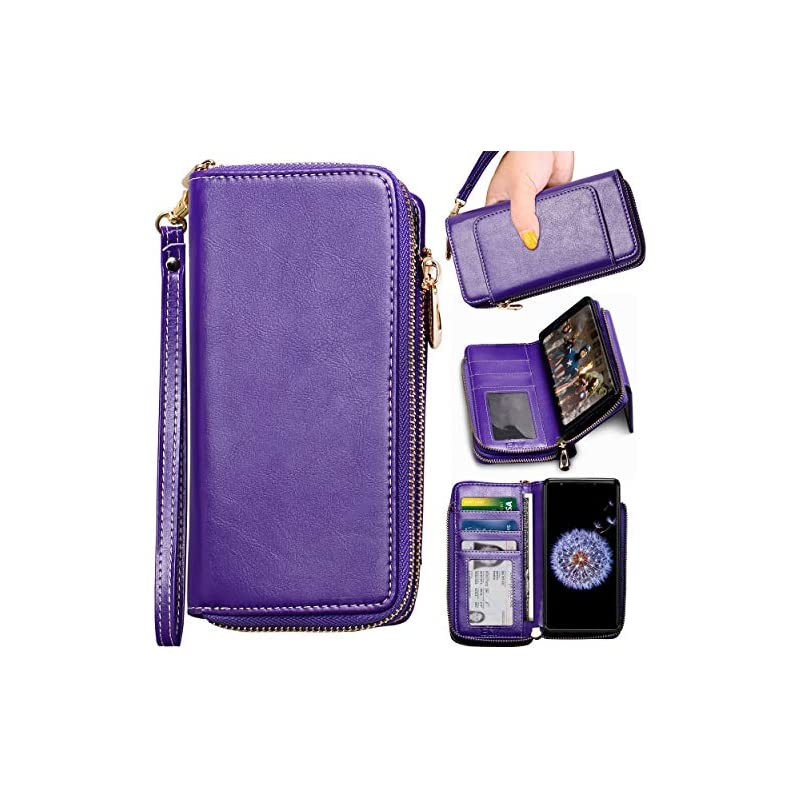 Note 9 Wallet Case, ELV [PU Leather] Pre