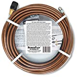 Sewer Jetter - 50 FT Premium Drain Cleaner for Your Electric or Gas Pressure Washer Up to 2.8 GPM (ONLY for Trigger Guns That Have a Metal Spray Lance)