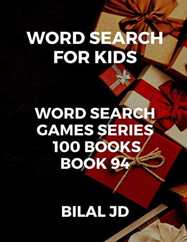 word search for kids: all ages puzzles, brain games, word scramble, Sudoku, mazes, mandalas, coloring book, workbook, activity book, (8.5