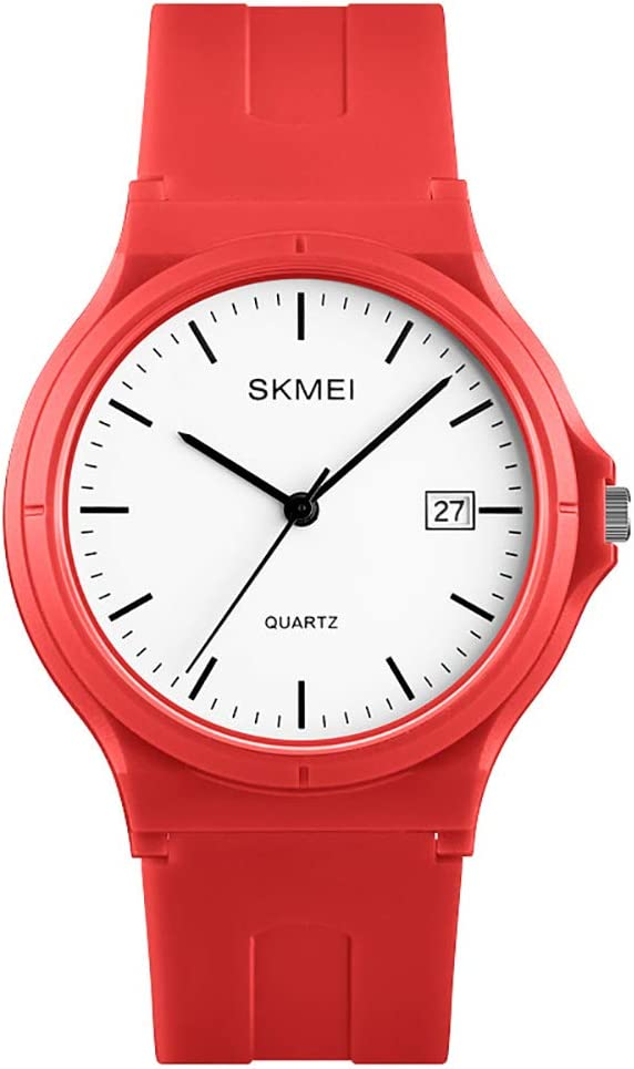 Reloj Digital para NiñOs Moda Simple MultifuncióN Lectura
