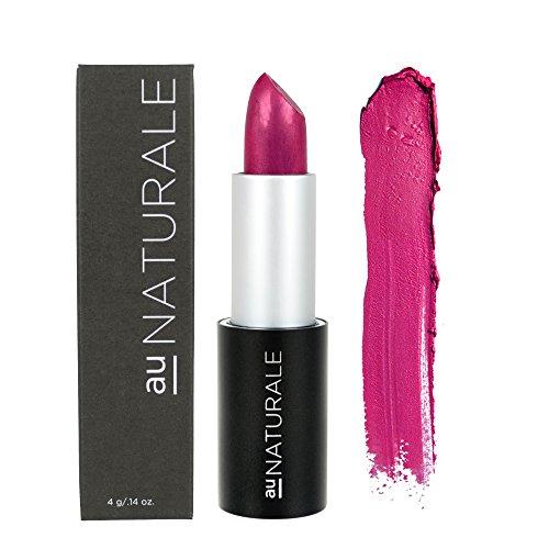 Au Naturale Eternity Lipstick in Sangria | Made in USA | Vegan | Organic (Best Lipstick Brand In Usa)