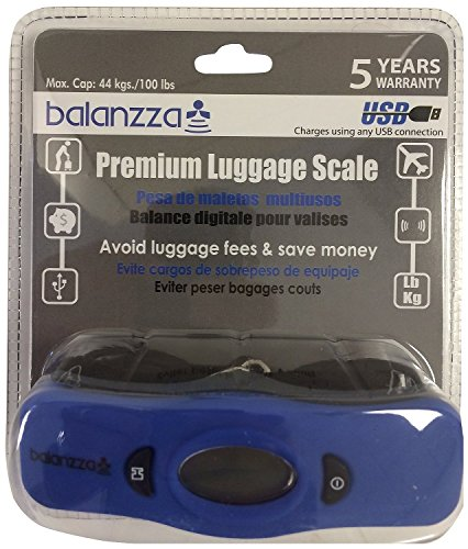 Balanzza Mini USB, Blue