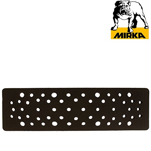 Mirka 5415005012 P120 Grit Abranet Abrasive Velcro Hook-it Sanding Strips Pack of 10 70mm x 198mm P120 Grit 70x198mm dust free results in a very uniform scratch pattern leaving an ultra smooth finish