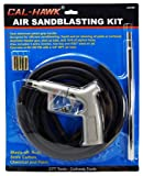 Cal Hawk Tools CAHSB Air Sandblasting Kit