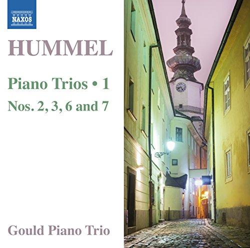 Hummel: Piano Trios Nos. 2, 3, 6 & 7 (Piano Trio Nos)