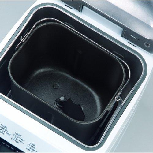 Domo B3970, Blanco, 600 W - Máquina de hacer pan (Importado de Francia): Amazon.es: Hogar