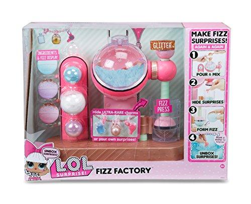 L O L  Surprise Fizz Maker Playset