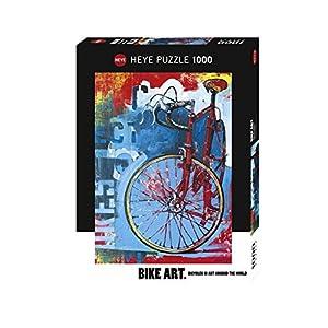 Heye Puzzle Red Limited 1000 Pezzi Multicolore 29600
