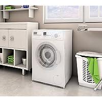 Capa P/Máquina de Lavar C/Abertura Frontal - 7Kg a 10Kg - Adomes