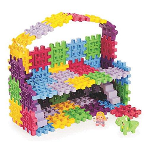 Waffle Blocks - Castle