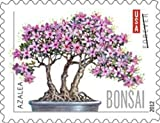 Bonsai Tree Booklet Pane of 20 x Forever Stamps