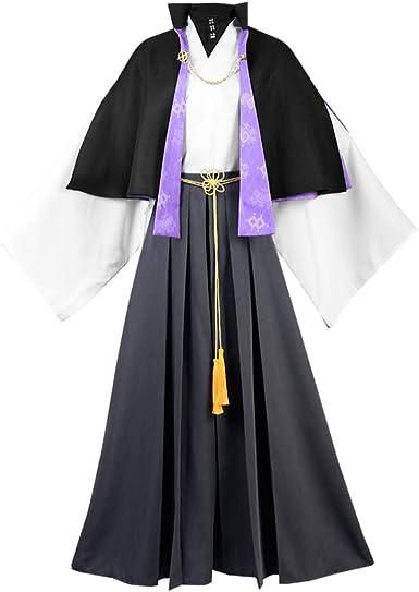 DRB Division Rap Battle Gentaro Yumeno Cosplay Costume Uniform Outfit Cape