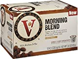 Victor Allen's Coffee 12-Count Single Serve Cup for Keurig K-Cup Brewers New Morning Blend, Light roast, 12 Count