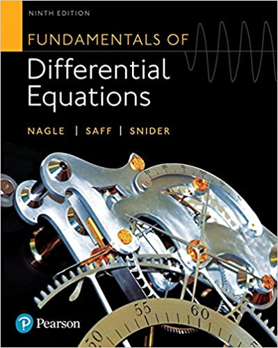Fundamentals of differential equations 9th edition r kent nagle fundamentals of differential equations 9th edition 9th edition fandeluxe Images