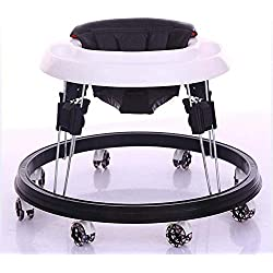 GONGFF Baby Walker 6-7-18 Month Baby Walking Car Multifunctional Anti Rollover Folding Learning Toy Car,#3