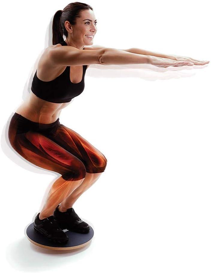 66FIT - Plataforma de Equilibrio para Fitness, Talla 40 cm