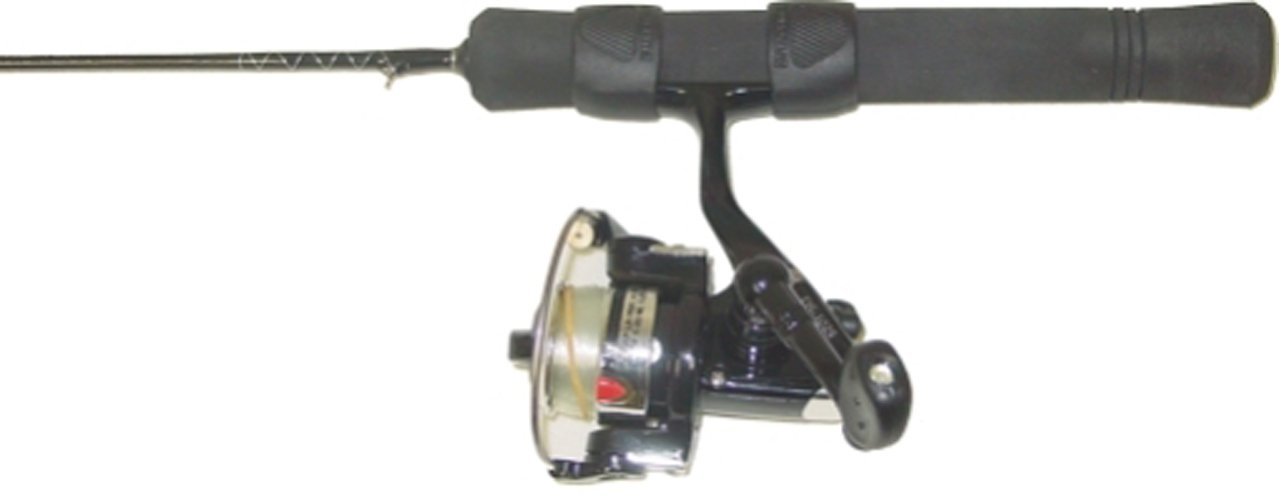 HT INT-24LSC Intrigue XL 24-Inch Light Rod and Reel Ice Combo