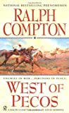 West of Pecos, Ralph Compton and David Robbins, 0451214293