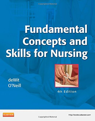 Fundamental Concepts and Skills for Nursing, 4e by imusti