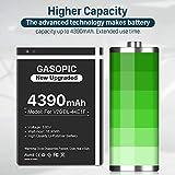 LG V20 Battery, [Upgraded] 4390mAh BL-44E1F High