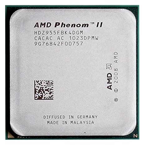 Amd Phenom Ii X4 955 Black Edition 3 2ghz 4x512kb L2 6mb L3 Socket Am3 125w Quad Core Cpu Amazon In Computers Accessories