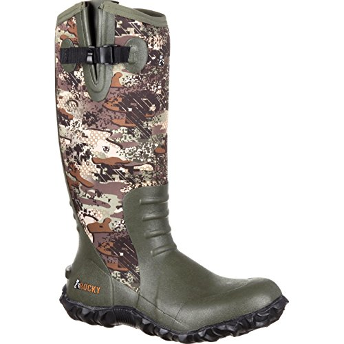 Rocky Core Rubber Waterproof Outdoor Boot from Rocky