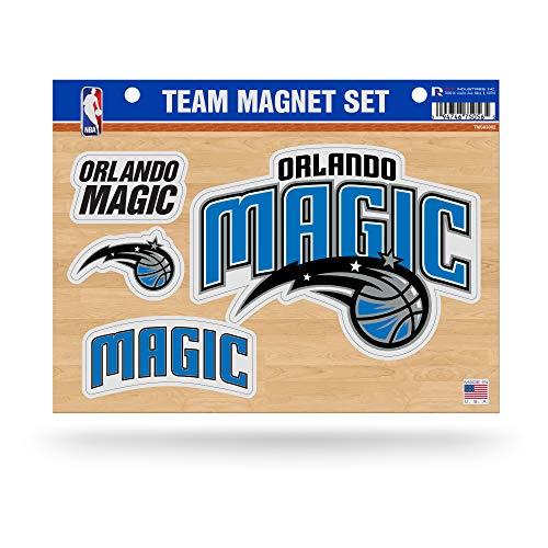 - NBA Orlando Magic Die Cut Team Magnet Set Sheet