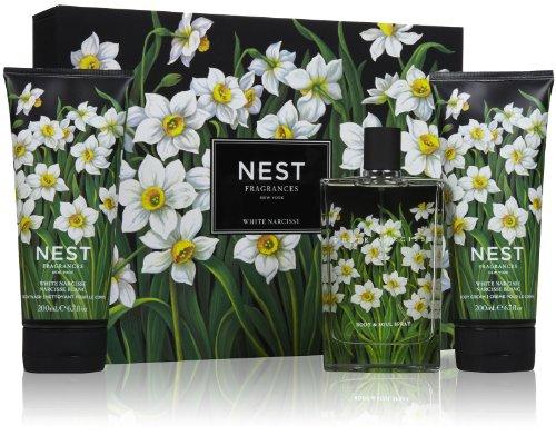 Nest Fragrances White Narcisse Gift Set