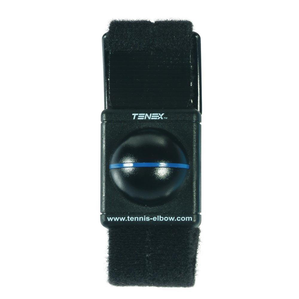Tennex Elbow Shock Watch, Black by Tennex