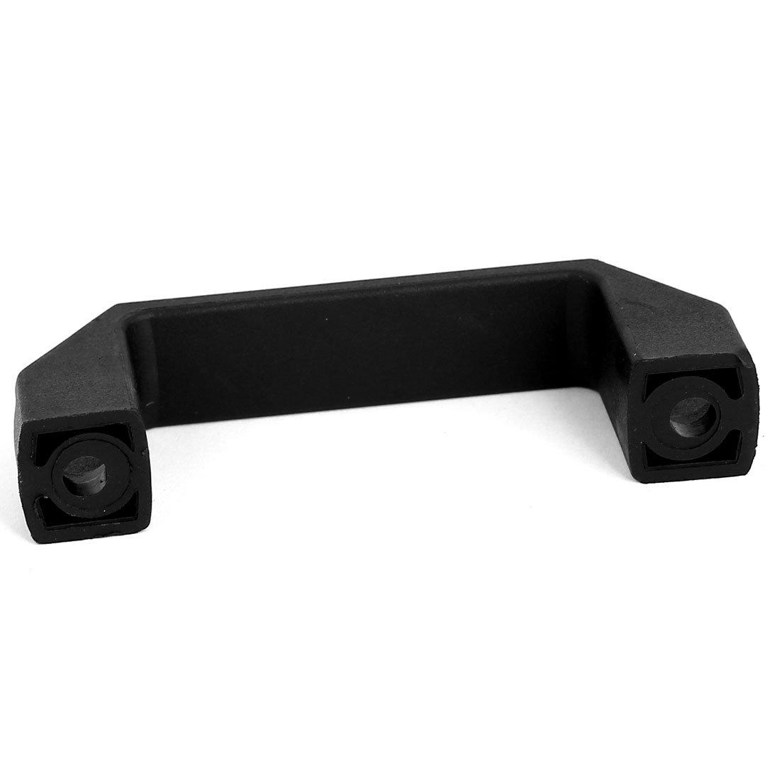 110 mm lang-Hardware Griff aus Kunststoff 2 St/ück de Schrank becherboard