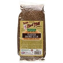 BOB's RED MILL Brown Organic Flaxseeds, 680gm