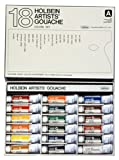 Holbein Artists' Gouache - Set of 18