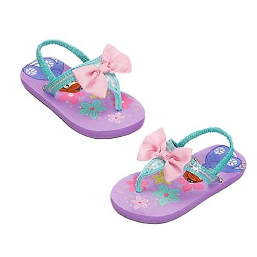 cb00c94104b9e2 Disney Sofia The First Little Girls  Flip Flops ...