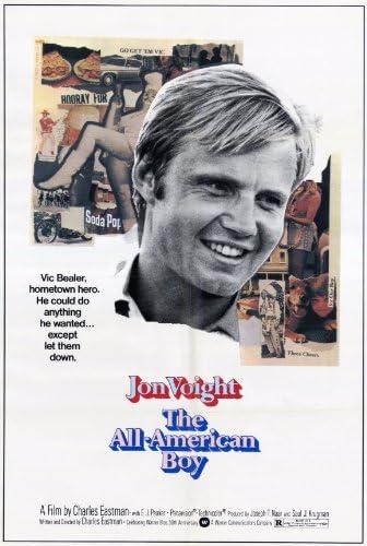 Póster de película el All American Boy 11 x 17 en - 28 cm x ...