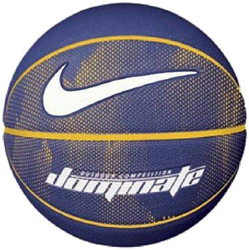 Nike Dominate 8P Pelota, Unisex Adulto, Azul (Rush Blue), 6 ...