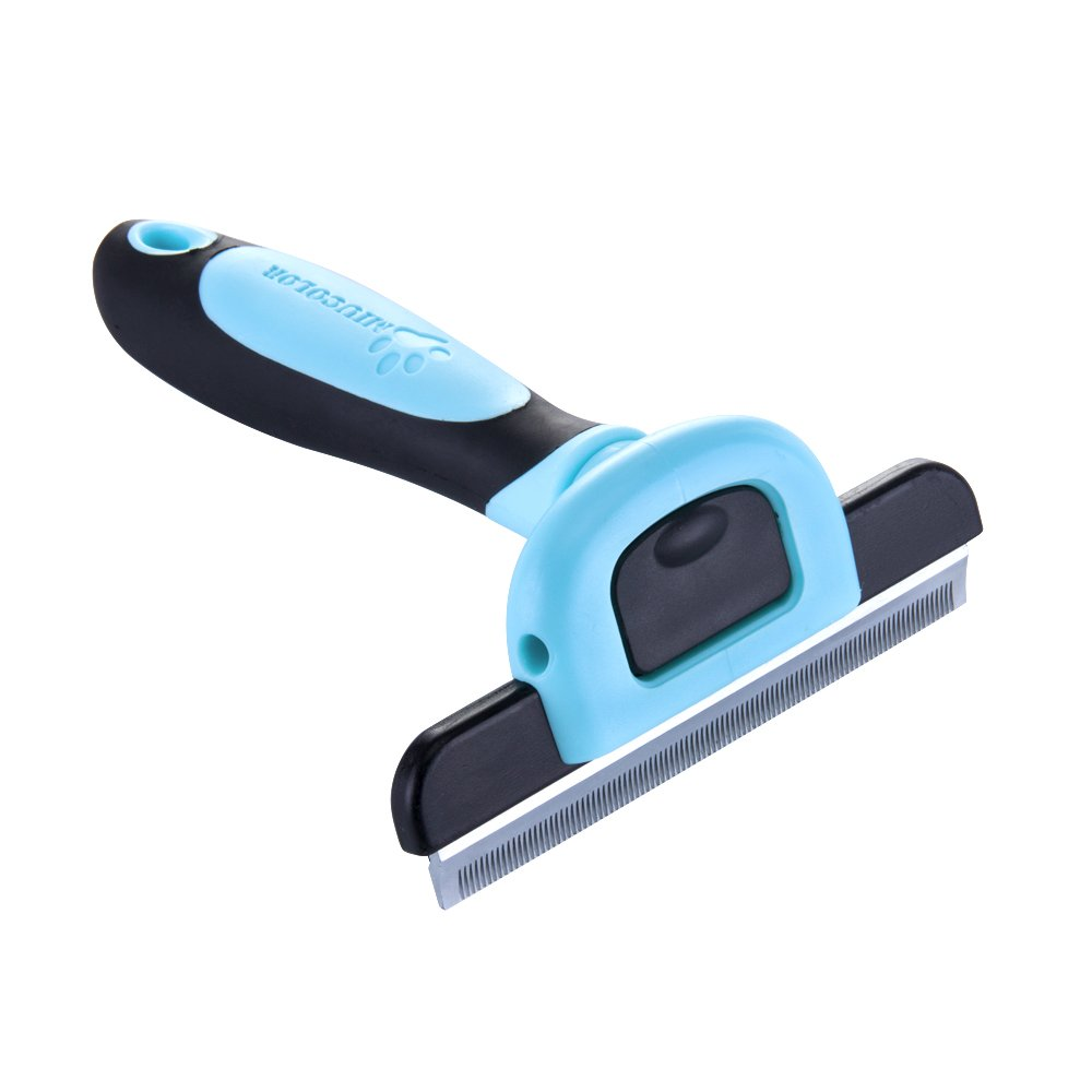 Top 20 Best Pet Deshedding Grooming Brushes Reviews 2018-2019 - cover