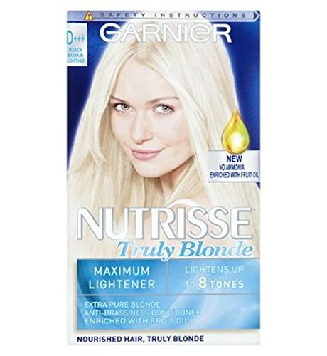 Garnier Nutrisse Truly Blonde Maximum Lightener Bleach D+++