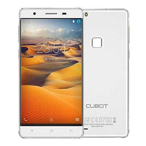 CUBOT-S550-Pro-Smartphone-4G-LTE-Android-51-MTK6735-64bit-Quad-Core-55-Pantalla-3GB-RAM-16GB-ROM-8MP-13MP-Cmaras-Huella-Digital