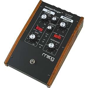 Moog MF103 Moogerfooger 12 Stage Phaser Effects Pedal - Black