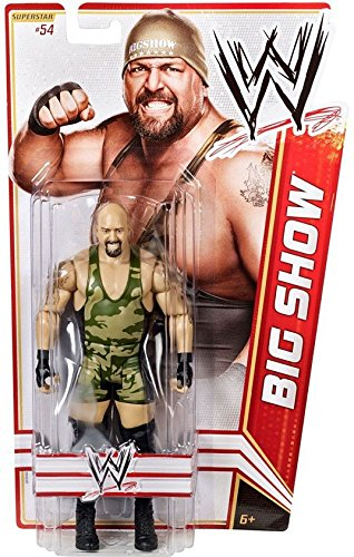 WWE Big Show Figure Series 21 by WWE