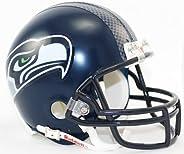 SEATTLE SEAHAWKS NFL Riddell ProLine VSR-4 Mini Football Helmet
