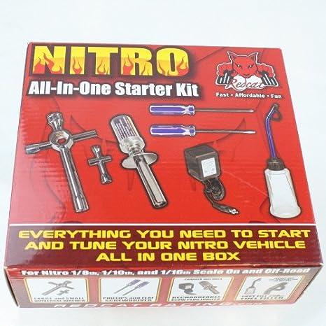 Tornado Nitro Starter Pack 80142a