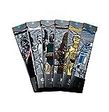 Stance Men's Star Wars Classic Men's Socks 6-Pack, Multi, Large