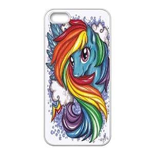 Unique Design -ZE-MIN PHONE CASE For Apple Iphone 5 5S Cases -My Little Pony Design Pattern 18